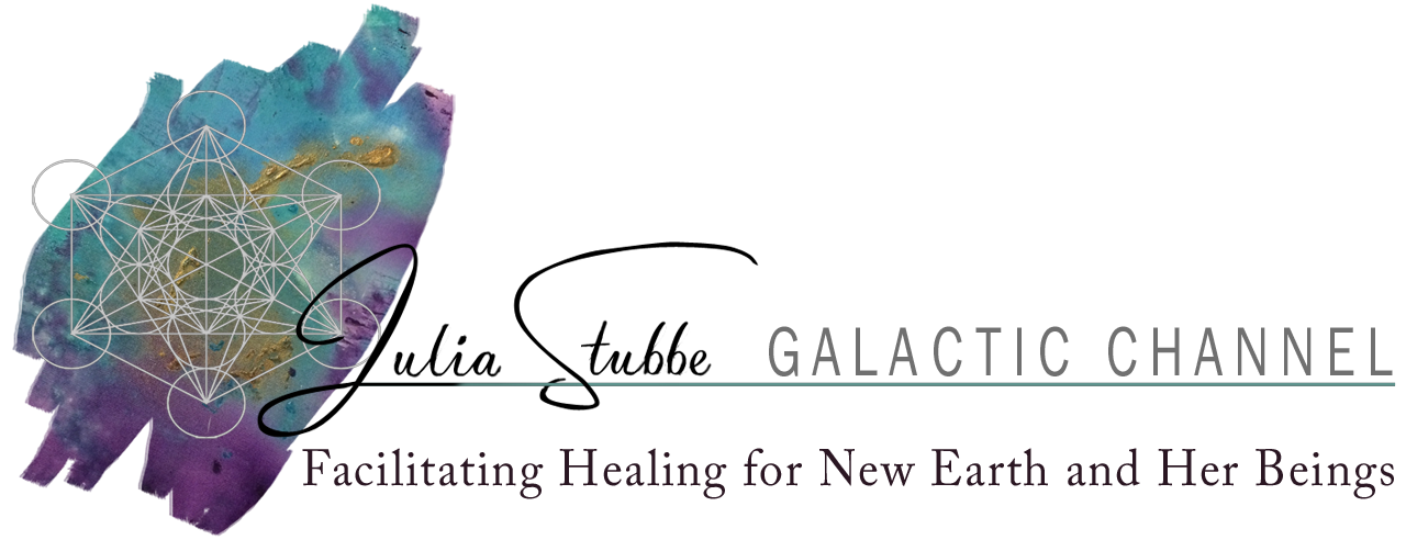 julia stubbe galactic channel, energy healer